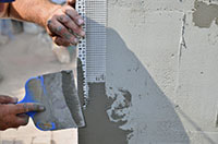 tools to repair your hardcoat stucco back to its original condition in Valrico, Florida